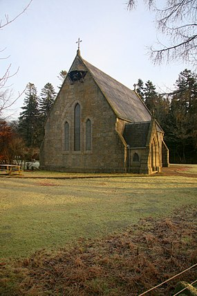 St. Drostan's Episcopal Church, Tarfside - geograph.org.uk - 1618132.jpg