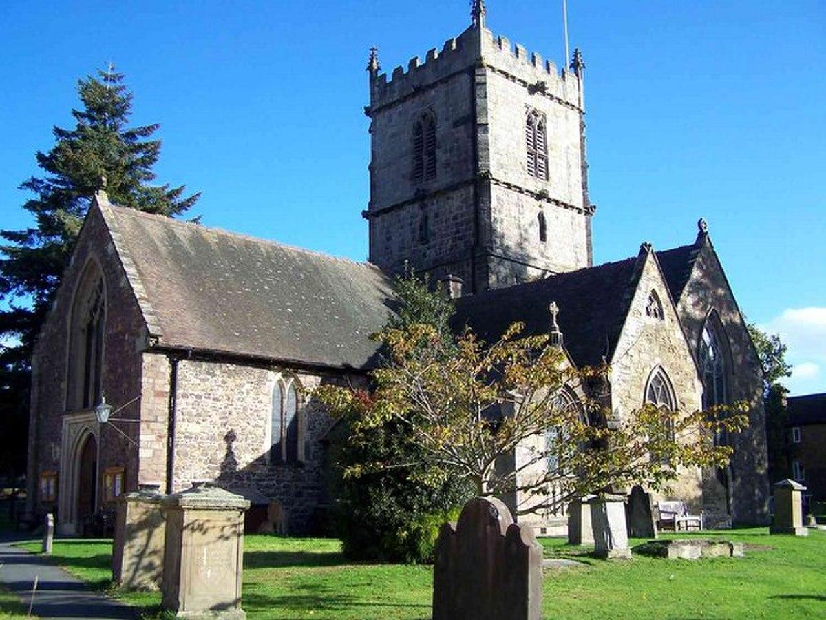 St. Laurence, Church Stretton - geograph.org.uk - 255624.jpg