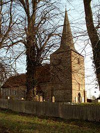 St. Mary's church, Fairstead, Essex - geograph.org.uk - 136559.jpg