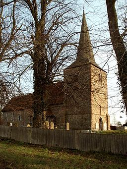 St. Mary's church, Fairstead, Essex - geograph.org.uk - 136559.jpg