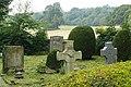 St. Mary's churchyard, Marlston - geograph.org.uk - 975093.jpg