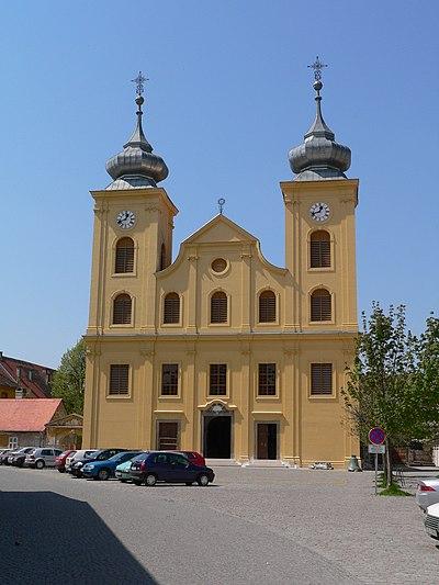 Church of Saint Michael, Osijek