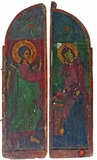 St. Nicholas Zrze Royal Doors Before Conservation.png