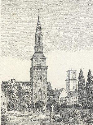 St. Peter's Church, Copenhagen - St. Peter's Church