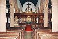 St Andrew, Kenn, Devon - East end - geograph.org.uk - 1727733.jpg