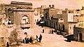 St Francis Square, Victoria, Gozo, circa 1890.jpg