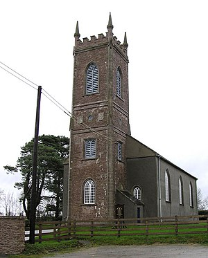 St John's Church of Ireland, Lisnadill - geograph.org.uk - 622940.jpg