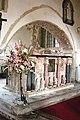 St Margaret, Hothfield, Kent - Tomb chest - geograph.org.uk - 325351.jpg