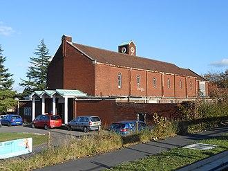 Wythenshawe - Image: St Martin's Church, Wythenshawe (2)