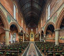 St Mary's, Bourne Street Church 1, London, UK - Diliff.jpg