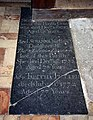 St Mary's Church, Shelton, Norfolk - Ledger slab - geograph.org.uk - 1029374.jpg