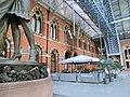St Pancras Station London - panoramio (5).jpg