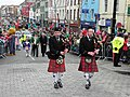 St Patrick's Day, Omagh 2010 (10) - geograph.org.uk - 1757609.jpg