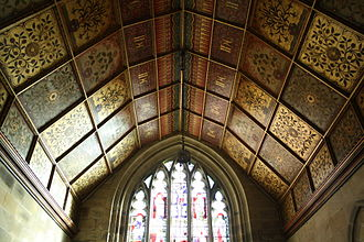 Helperthorpe - Interior of St Peter's Church