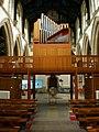 St Thomas a Becket and St Thomas the Apostle Church, Heptonstall, Organ - geograph.org.uk - 1349098.jpg