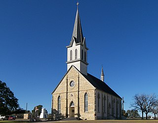 St. Marys Church of the Assumption (Praha, Texas) church building in Texas, United States of America