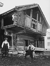Architecture of norway wikipedia the free encyclopedia 1890 home architecture
