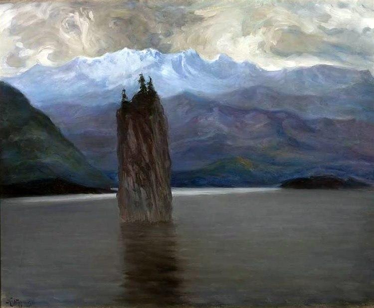 Stabrowski Norwegian fjord