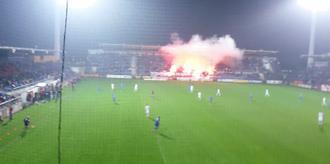 Městský fotbalový stadion Miroslava Valenty - Image: Stadion Miroslava Valenty