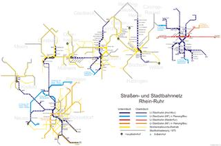 Rhine-Ruhr Stadtbahn