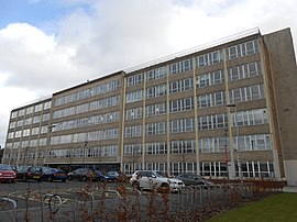 Staffordshire University Mellor Building, Stoke-on-Trent.JPG