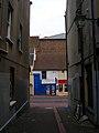 Stage Door, Theatre Royal - geograph.org.uk - 191356.jpg
