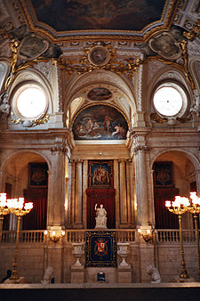 Palacio Real de Madrid - Wikipedia, la enciclopedia libre