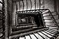 Stairs in Madrid (Spain) 02.jpg