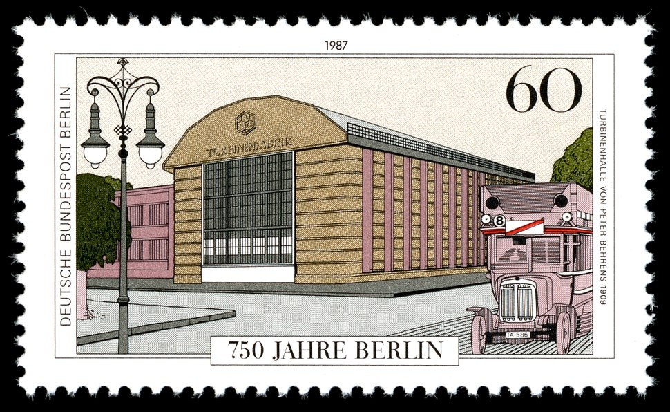 Stamps of Germany (Berlin) 1987, MiNr 774