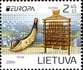 Stamps of Lithuania, 2014-11.jpg