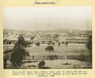 Drayton, Queensland - Drayton, 1887