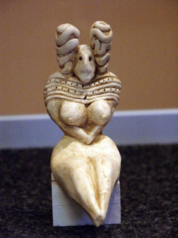 Statuette Mehrgarh