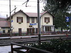 Sant'Ellero railwey station