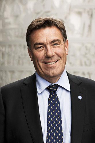 Stein Erik Hagen - Image: Stein Erik Hagen, Chairman of the board