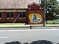 Stencil graffiti on church.jpg