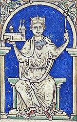 István angol király