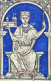 Стефан король англии