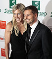 Stephanie Graf and Christian Baha, Women's World Awards 2009.jpg