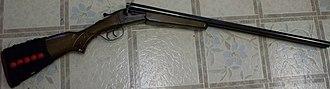 Stevens Arms - Stevens 511A shotgun.
