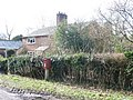 Steventon, postbox No. RG28 97 - geograph.org.uk - 1162771.jpg