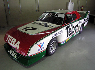 Stock Car Brasil - Chevrolet Opala 1987–1989