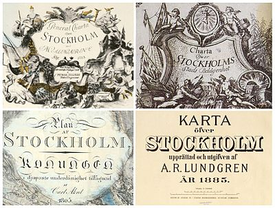 wiki Historiska kartor %C%Bver Stockholm