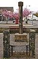 Stocks, Market Cross, Cherry Blossom- Baildon (3498404474).jpg