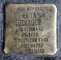Stolperstein Alt-Moabit 86b (Moabi) Erna Meckauer.jpg