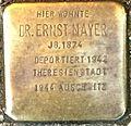 Stolperstein Dr Ernst Mayer.jpg