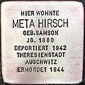Stolperstein Meta Hirsch1.jpg