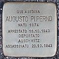 Stolperstein für Augusto Piperno (Rom).jpg