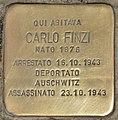 Stolperstein für Carlo Finzi (Rom).jpg