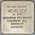 Stolperstein für Michel Levy (Differdingen).jpg