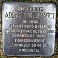 Stolpersteine Dortmund Lindenhorster Straße 235 Adolf Löwenhardt.jpg